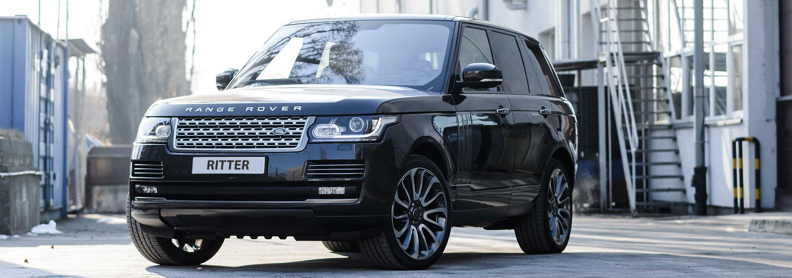 Sales | Ritter Land Rover