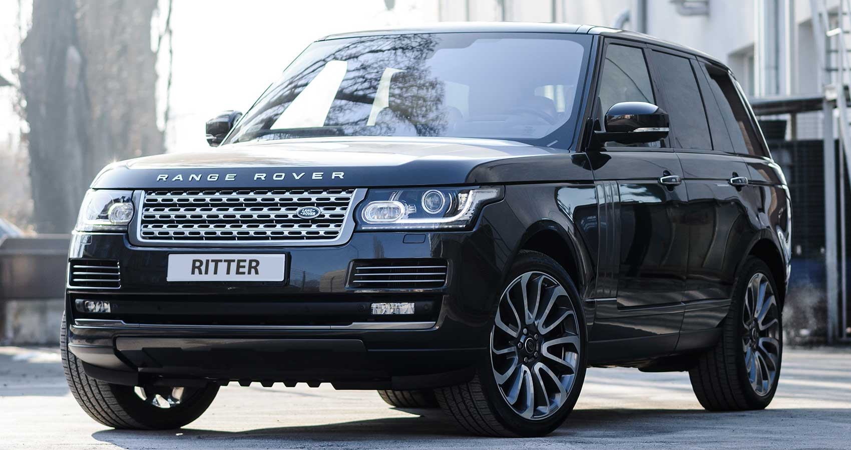 Sales| Ritter Land Rover