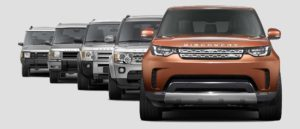 Land Rover Discovery History | Ritter