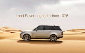 Ritter - Land Rover Service and Parts Legends Since 1976