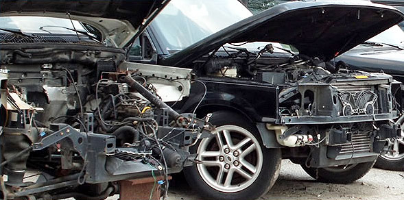 Ritter Dismantling - Land Rover & Range Rover Specialists Since 1976